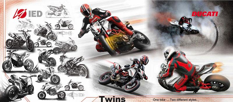 Ducati Students Concept – mládí vpřed: - fotka 4