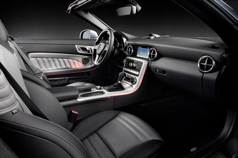 Mercedes-Benz SLK v akci: oficiální videa: - fotka 2