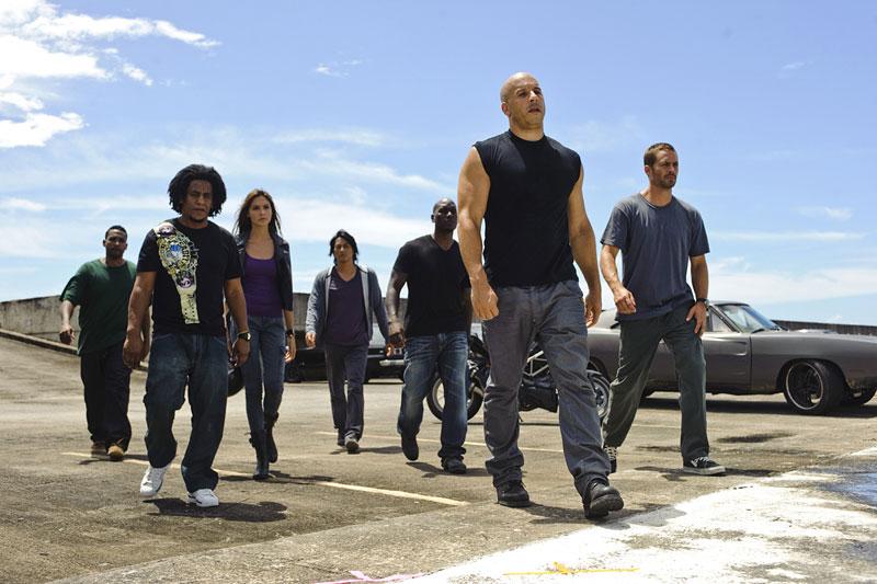 Fast Five: na světě je druhý trailer: - fotka 4