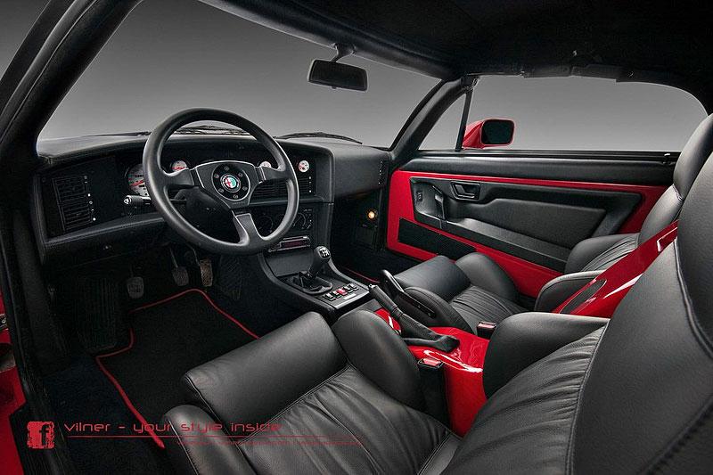 Vilner Il Mostro: Alfa Romeo RZ jako ze škatulky: - fotka 1