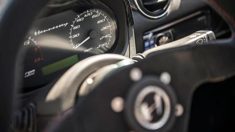 Hennessey Venom GT Spyder je nejrychlejší kabriolet na světě: - fotka 1