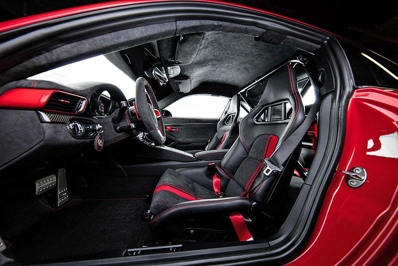 TechArt našel prostor pro zdokonalení Porsche 911 GT3: - fotka 1