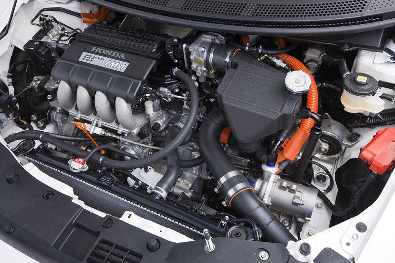 SEMA 2010: Honda CR-Z - dvakrát se vzduchovou