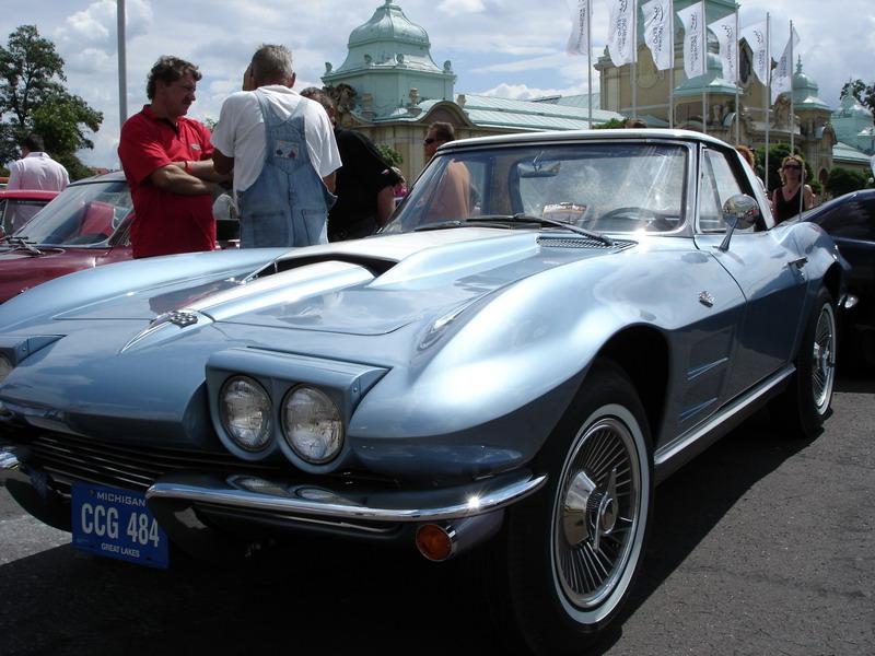 Prahou burácelo 250 Corvette: - fotka 46