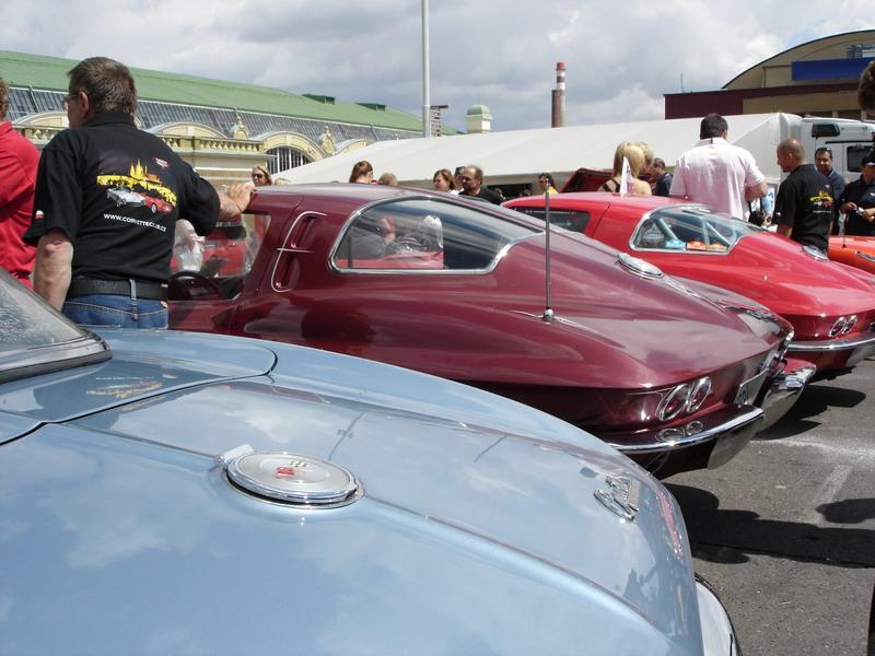 Prahou burácelo 250 Corvette: - fotka 47