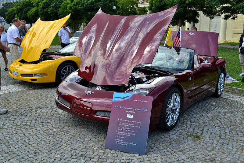 Corvette sraz Praha 2012: velká fotogalerie: - fotka 51