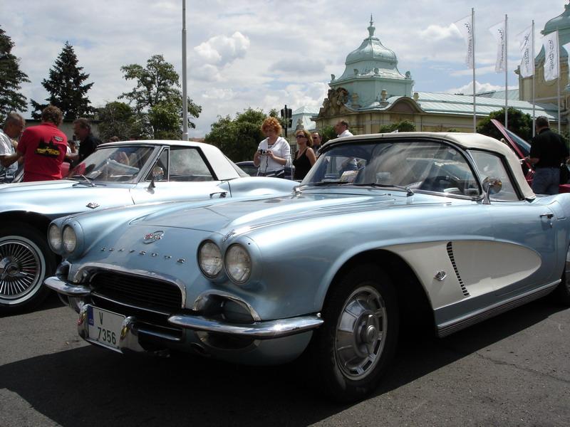 Prahou burácelo 250 Corvette: - fotka 48