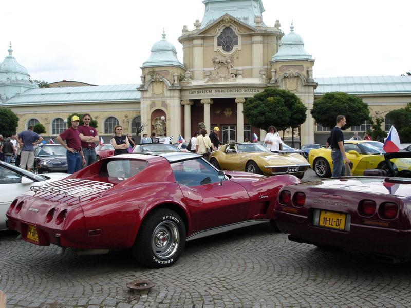 Prahou burácelo 250 Corvette: - fotka 50