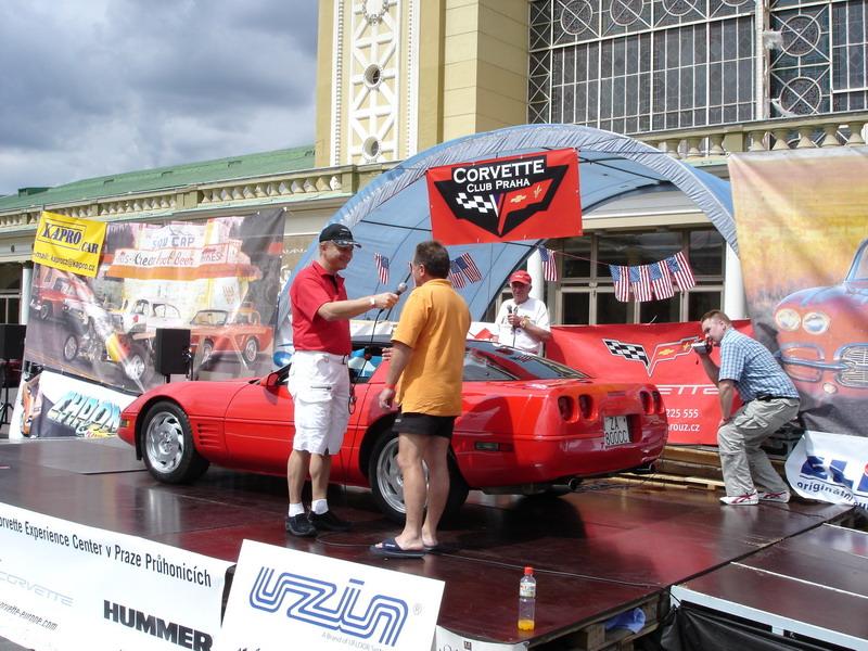 Prahou burácelo 250 Corvette: - fotka 51