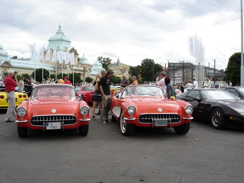 Prahou burácelo 250 Corvette: - fotka 55