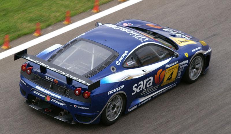 Reportáž: S Chevroletem na WTCC ve Valencii: - fotka 5
