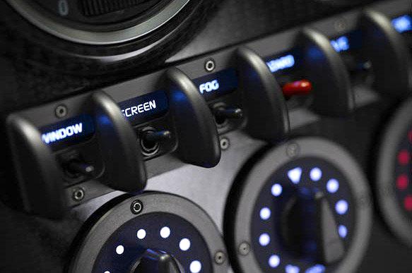 Noble M600: 650 koní z osmiválce Volvo: - fotka 4