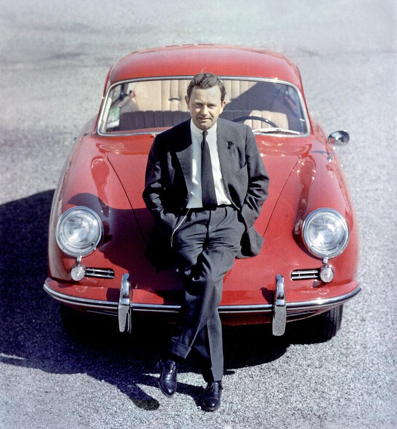 Ferry Porsche se narodil před 100 lety: - fotka 5