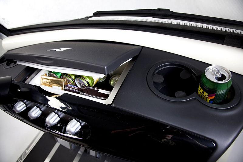 Garia: luxusní vozík pro milovníky golfu: - fotka 4