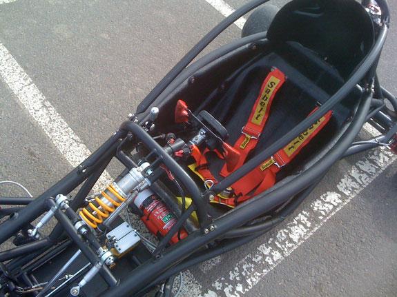 Hyper PRO Racer: Supermotokára s hmotností jen 160 kilogramů!: - fotka 1