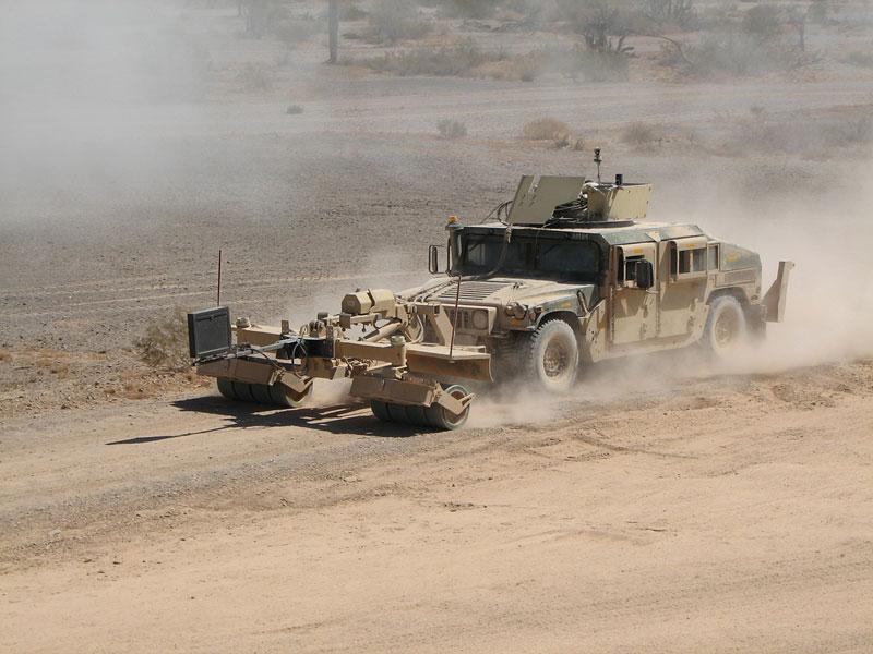 Americká armáda: konec Humvee v prvních liniích: - fotka 5