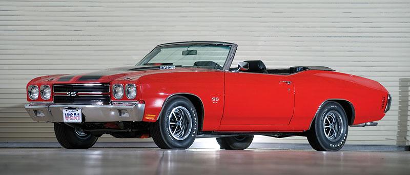RM Auctions připravuje dražbu klasických muscle cars: - fotka 5