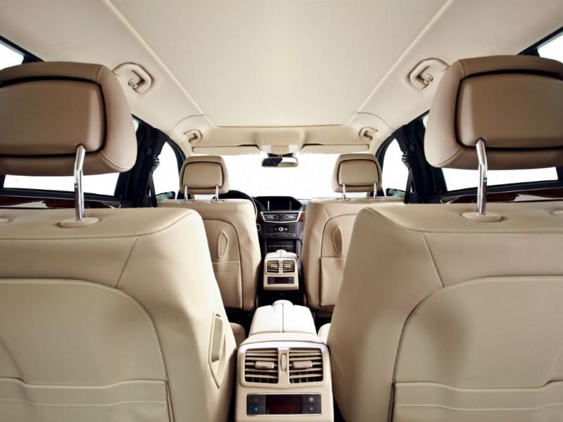 Binz: šest dveří pro Mercedes-Benz třídy E: - fotka 1