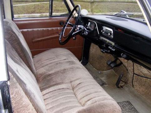 Tatra 603: jeden kousek na prodej až daleko v USA: - fotka 2