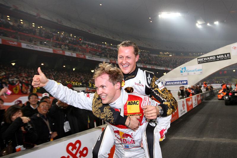 Alain Prost se zúčastní Race of Champions 2010: - fotka 4