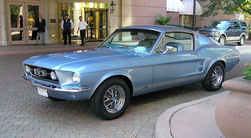 Ford nabízí náhradní díly pro své klasické modely: - fotka 5