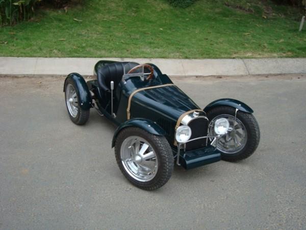 Harrington Group: Bugatti, Porsche a další klasici nejen pro děti: - fotka 5