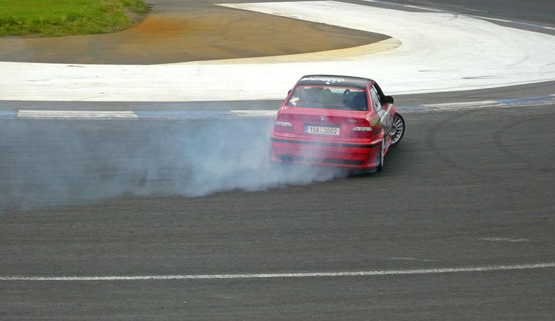 Czech Drift Series 2010 Sosnová: fotogalerie ze závěrečného závodu: - fotka 5