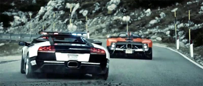 Jak se točil trailer Need For Speed Hot Pursuit?: - fotka 4