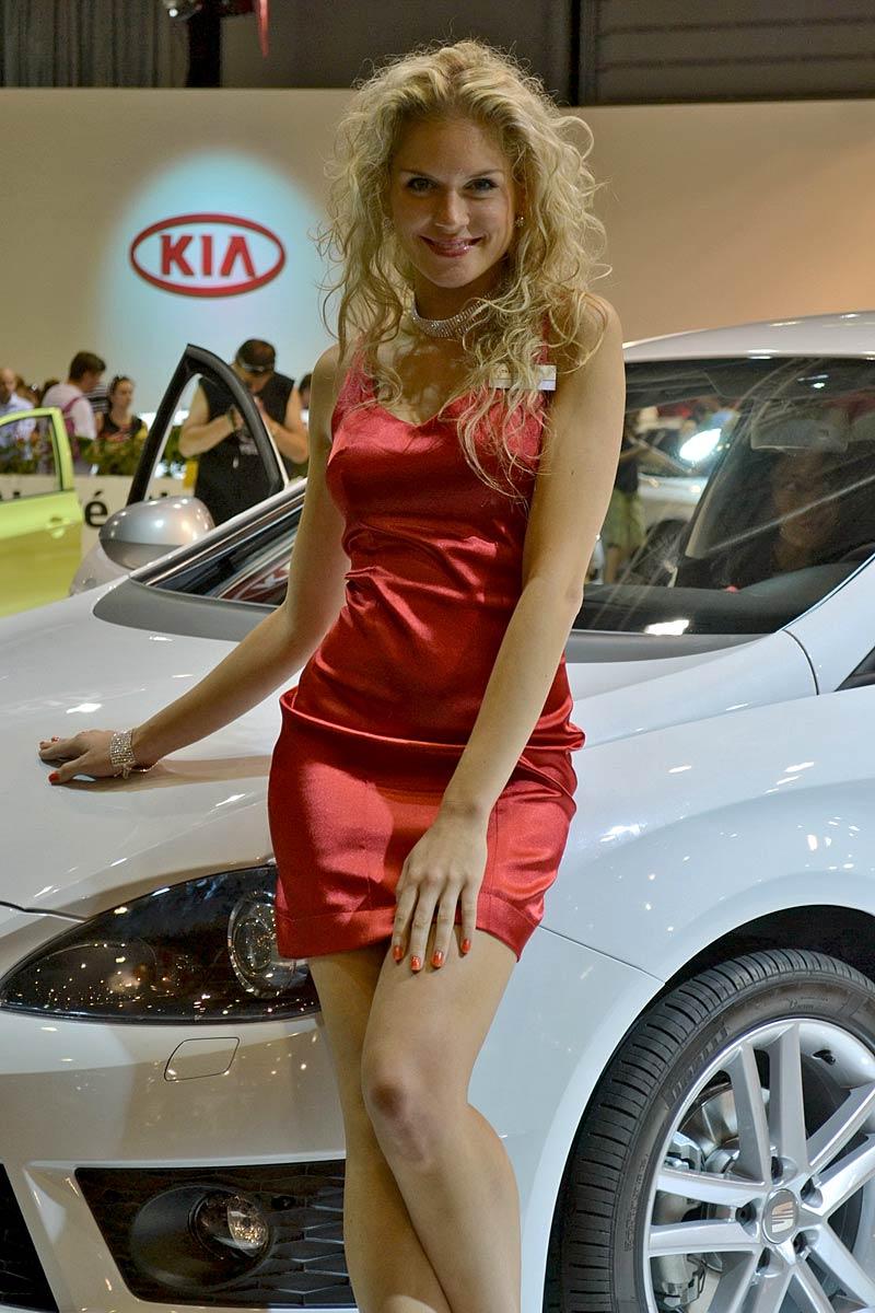 Autosalon Brno 2011: Babes: - fotka 5