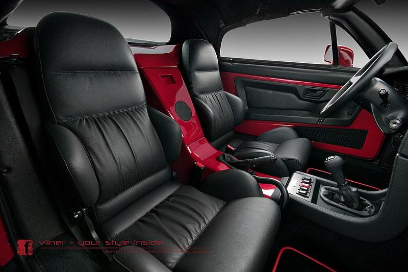 Vilner Il Mostro: Alfa Romeo RZ jako ze škatulky: - fotka 2