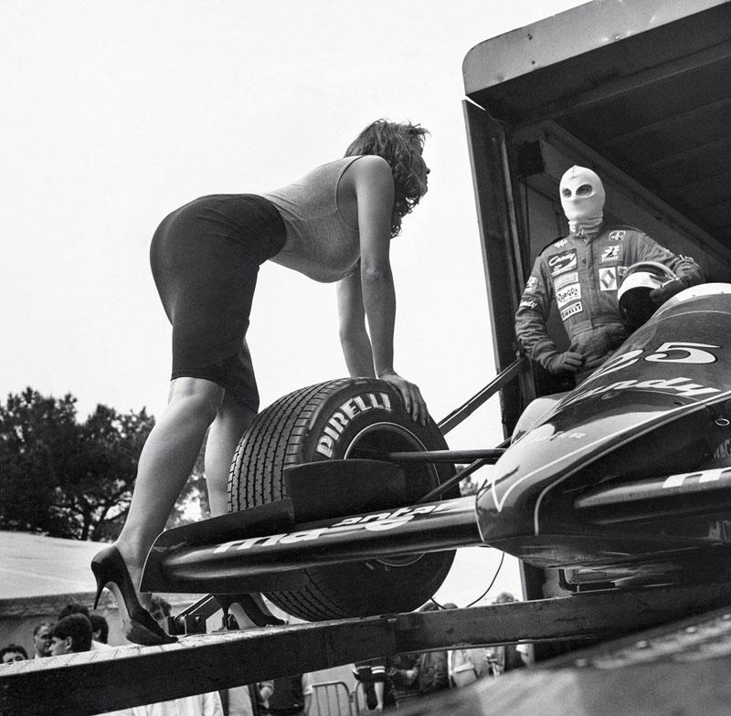 Pirelli kalendář 2014: Tohle musíte vidět!: - fotka 2