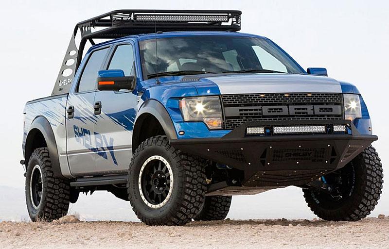 Shelby American rozprodává koncepty a prototypy: - fotka 5
