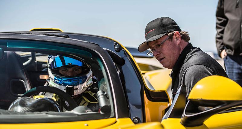 Hennessey Venom GT Spyder je nejrychlejší kabriolet na světě: - fotka 2