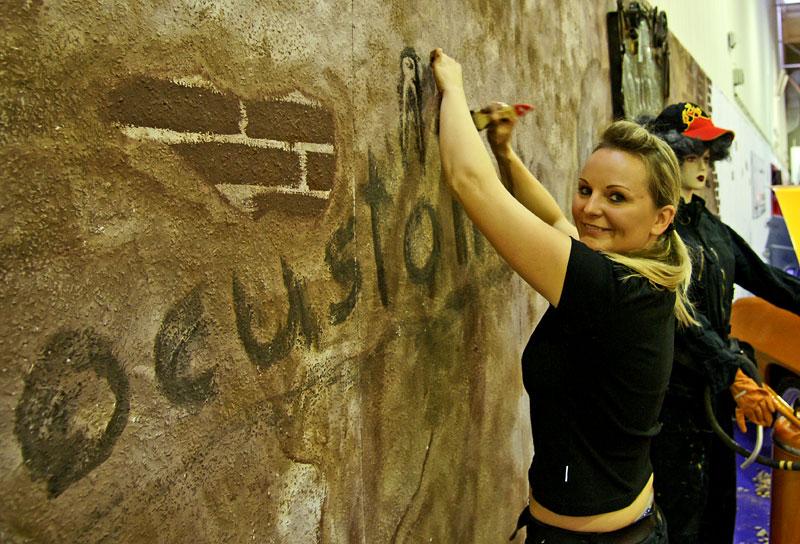 Essen 2009: nejhezčí holky výstavy: - fotka 22