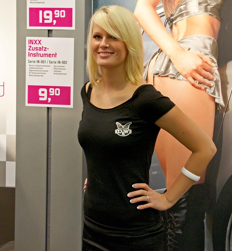 Essen 2009: nejhezčí holky výstavy: - fotka 27