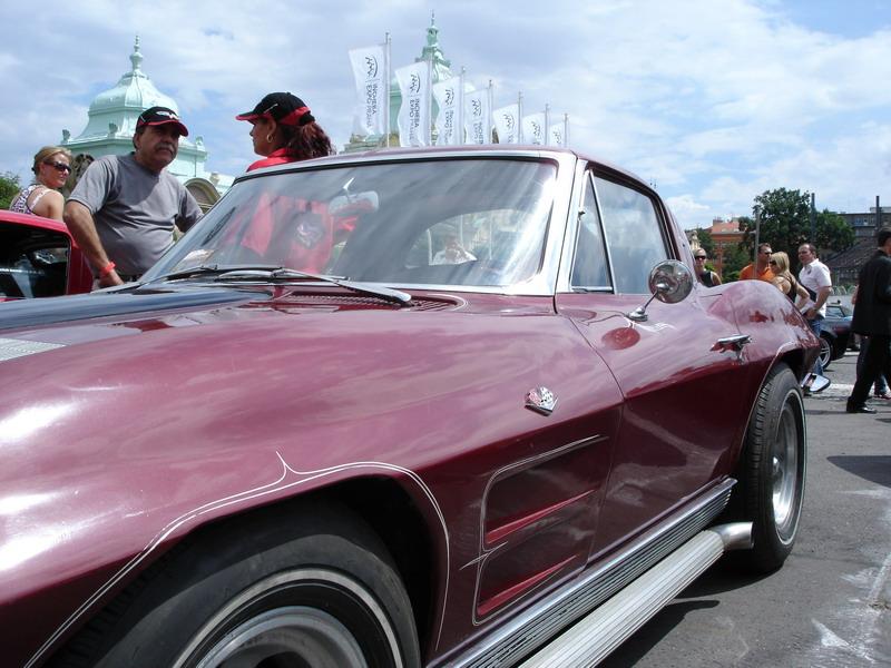 Prahou burácelo 250 Corvette: - fotka 58