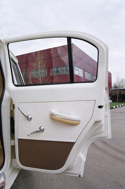 Volga-Cayenne: spojení nespojitelného: - fotka 3