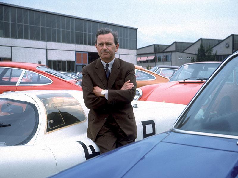 Ferry Porsche se narodil před 100 lety: - fotka 6