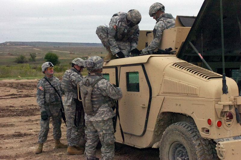 Americká armáda: konec Humvee v prvních liniích: - fotka 6
