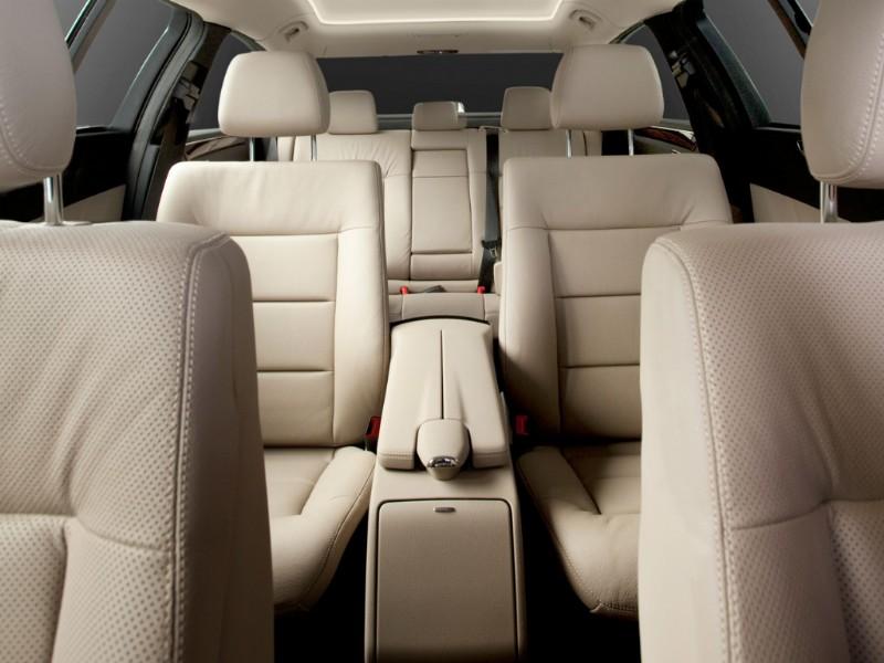 Binz: šest dveří pro Mercedes-Benz třídy E: - fotka 2