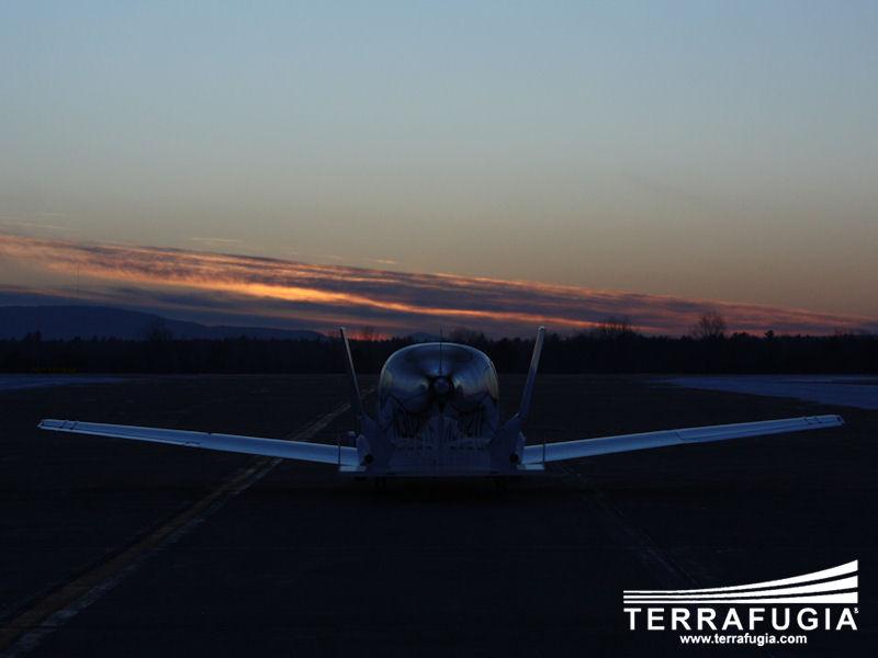 Terrafugia Transition: Létající auto aneb Fantomas by měl radost: - fotka 7