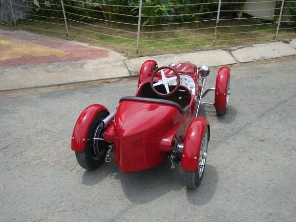 Harrington Group: Bugatti, Porsche a další klasici nejen pro děti: - fotka 6