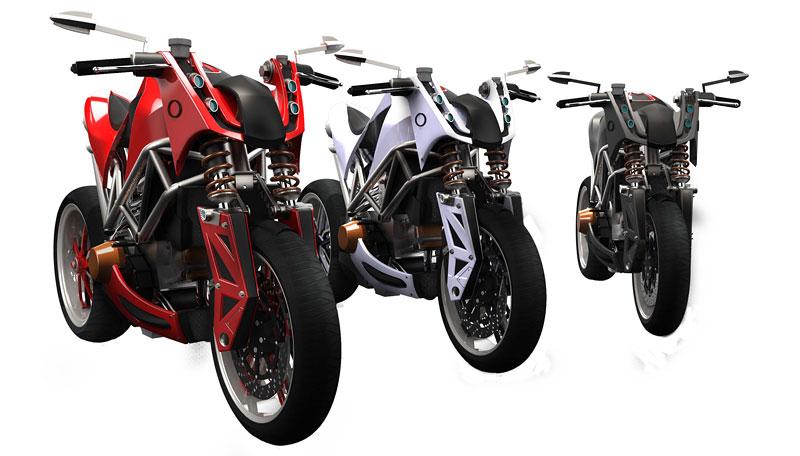 Ducati Students Concept – mládí vpřed: - fotka 6