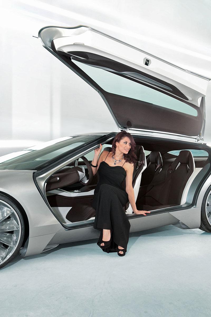 Icona Design Fuselage: atraktivní granturismo... z Číny!: - fotka 4