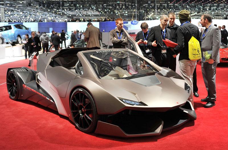 Essen Motor Show 2011: fotogalerie upravených aut: - fotka 6