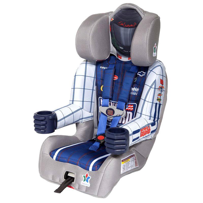 Dětská autosedačka pro malé Batmany a závodníky NASCAR: - fotka 6