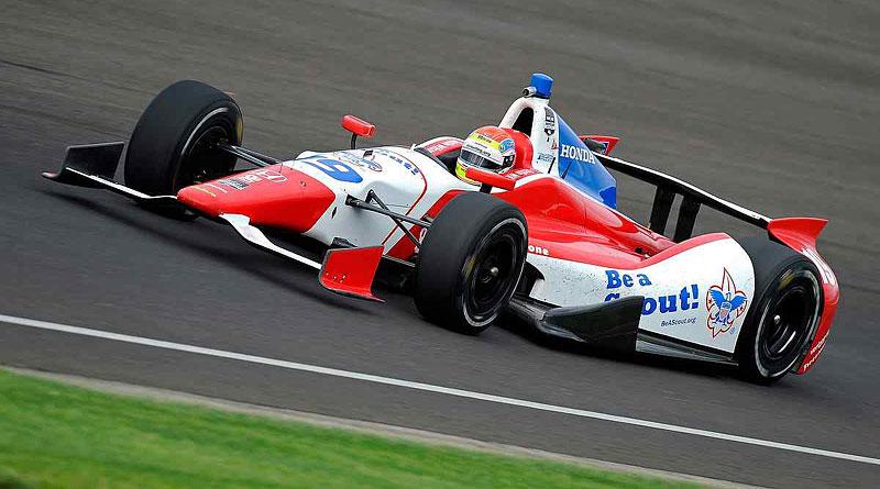 Zahynul Justin Wilson, bývalý pilot F1 a F3000: - fotka 6