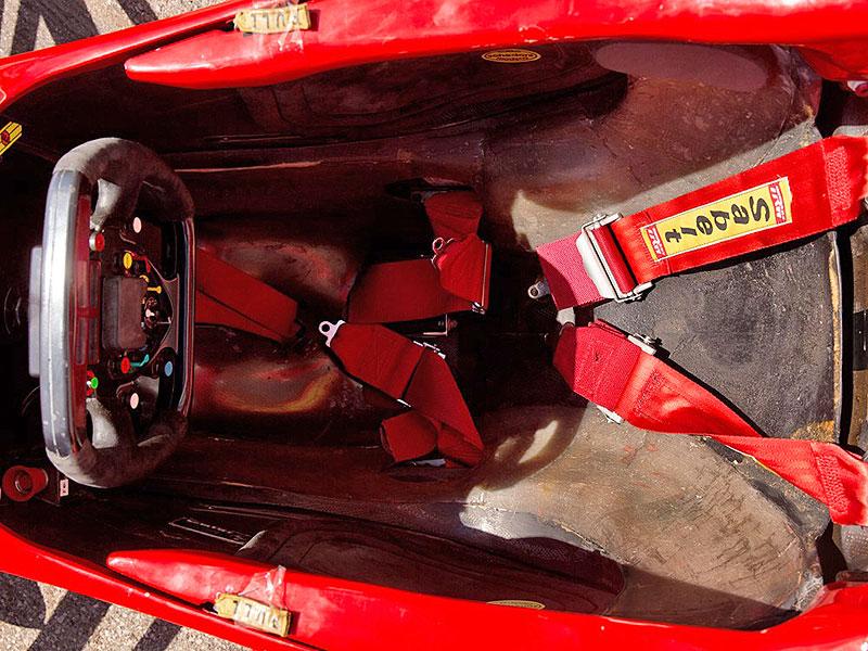 Formule 1 po Schumacherovi je k mání za 18 milionů korun: - fotka 2