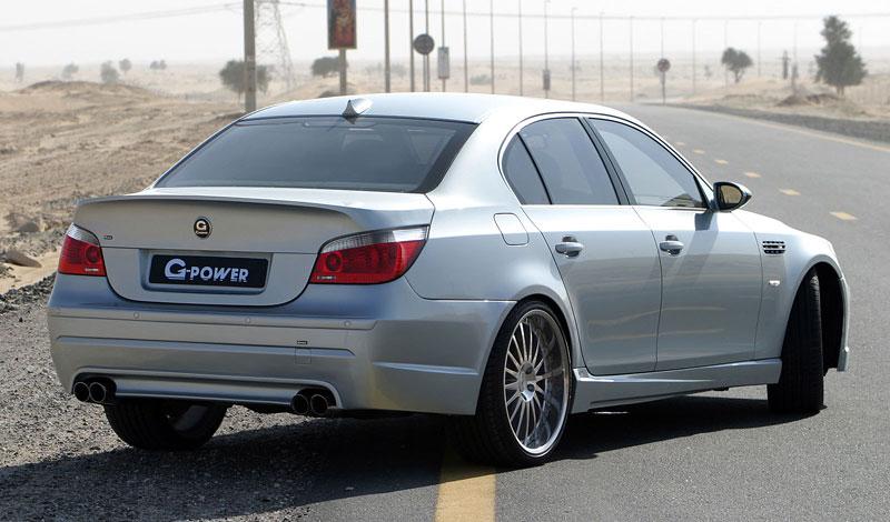 Pod lupou: BMW M5 - Bavorský dálniční expres: - fotka 129