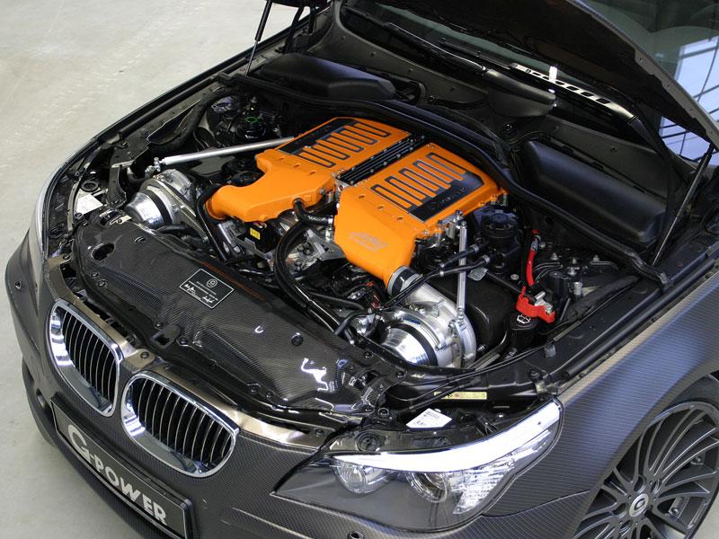 Pod lupou: BMW M5 - Bavorský dálniční expres: - fotka 134